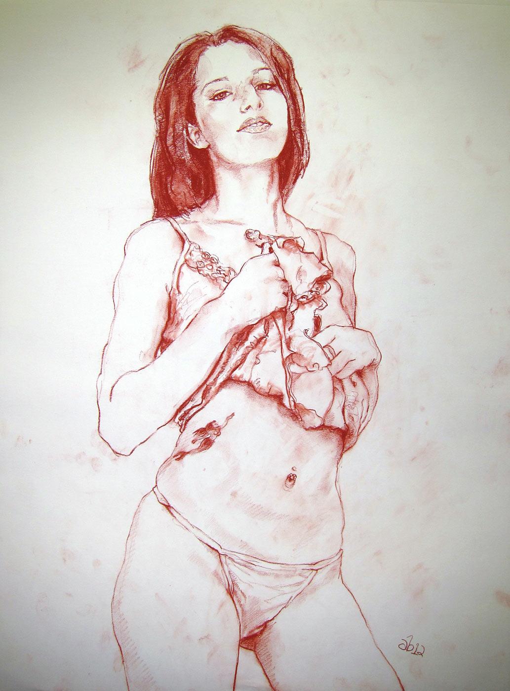 Erotic draw fucked pic