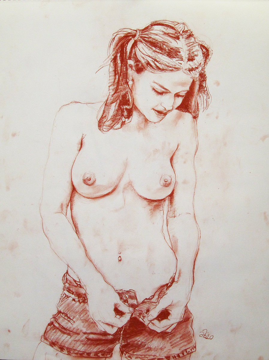 Nude girl drawings pornos pictures